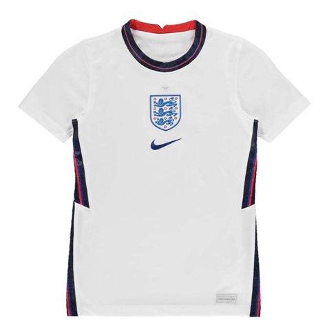 2020-2021 England Home Nike Football Shirt (Kids)