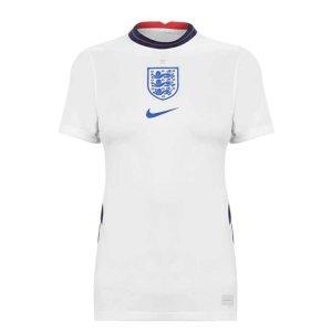 2020-2021 England Home Nike Womens Shirt