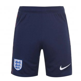 2020-2021 England Nike Home Shorts (Navy)