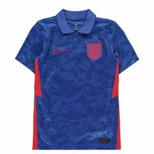 2020-2021 England Away Nike Football Shirt (Kids)
