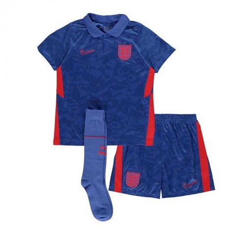 2020-2021 England Away Nike Mini Kit