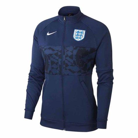 2020-2021 England Nike Anthem Jacket (Navy) - Womens