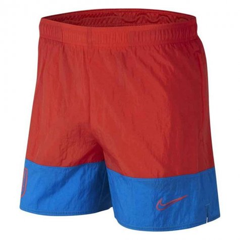2020-2021 England Nike Woven Shorts (Red)