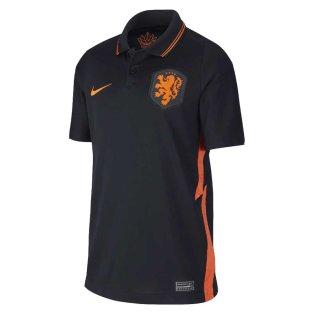 2020-2021 Holland Away Nike Football Shirt (Kids)