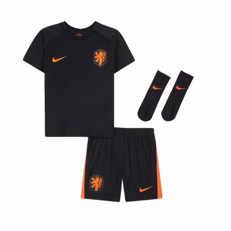 2020-2021 Holland Away Nike Baby Kit