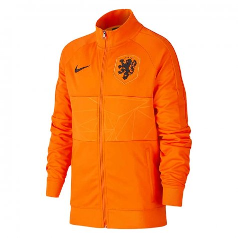 2020-2021 Holland Nike Anthem Jacket (Orange) - Kids