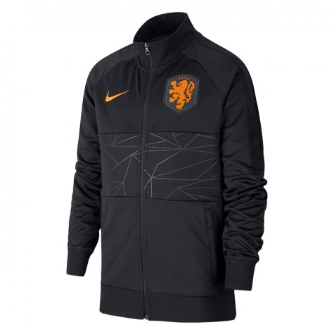2020-2021 Holland Nike Anthem Jacket (Black) - Kids