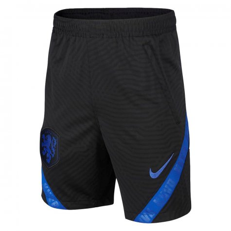 2020-2021 Holland Nike Dry Strike Training Shorts (Black)