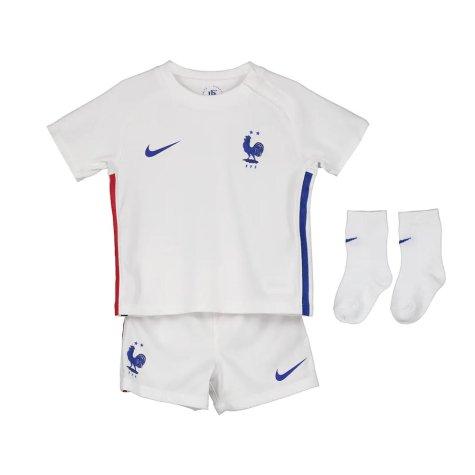 2020-2021 France Away Nike Baby Kit