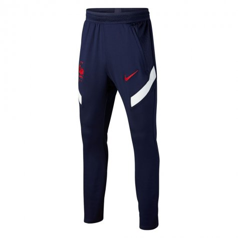 2020-2021 France Nike Strike Training Pants (Obsidian) - Kids