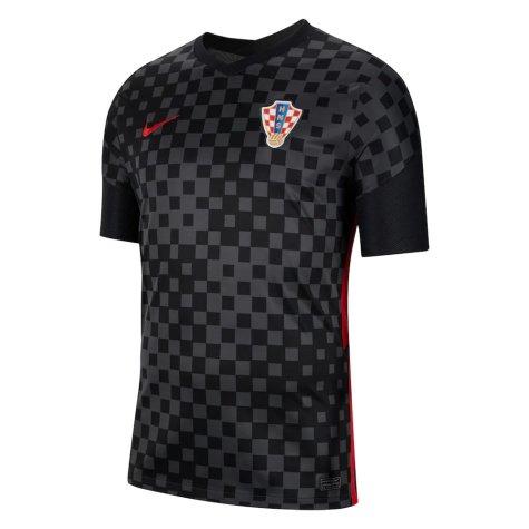 2020-2021 Croatia Away Nike Football Shirt