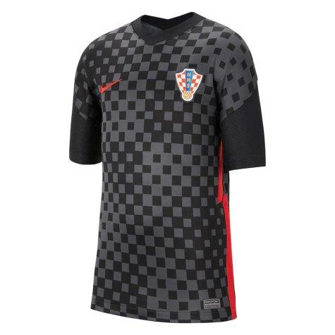 2020-2021 Croatia Away Nike Football Shirt (Kids)