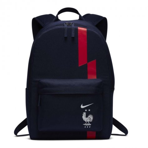 2020-2021 France Nike Stadium Backpack (White)