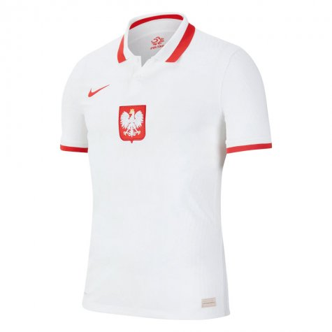 2020-2021 Poland Home Nike Vapor Match Shirt