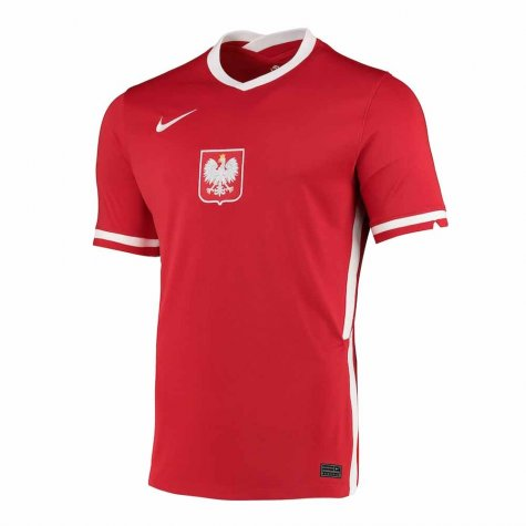 2020-2021 Poland Away Nike Football Shirt
