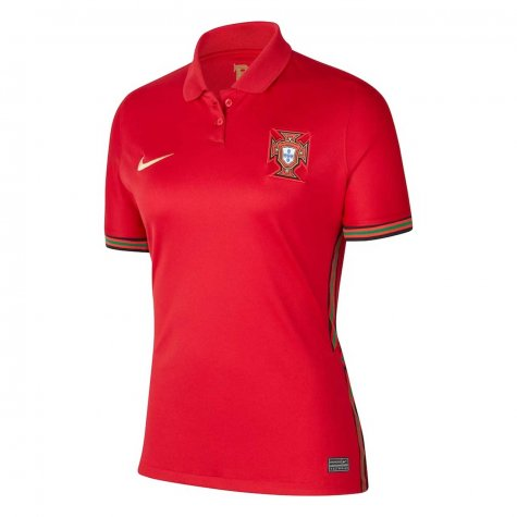 2020-2021 Portugal Home Nike Womens Shirt