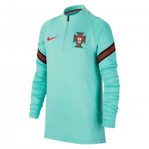 2020-2021 Portugal Nike Training Drill Top (Mint)