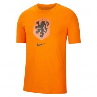 2020-2021 Holland Nike Evergreen Crest Tee (Orange) - Kids