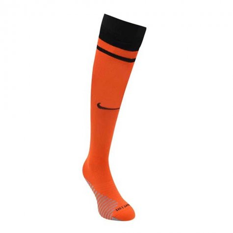 2020-2021 Holland Nike Home Socks (Orange)
