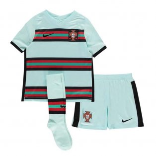 2020-2021 Portugal Away Nike Mini Kit