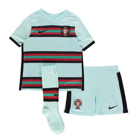2020-2021 Portugal Away Nike Mini Kit