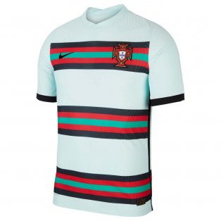 2020-2021 Portugal Away Nike Vapor Match Shirt