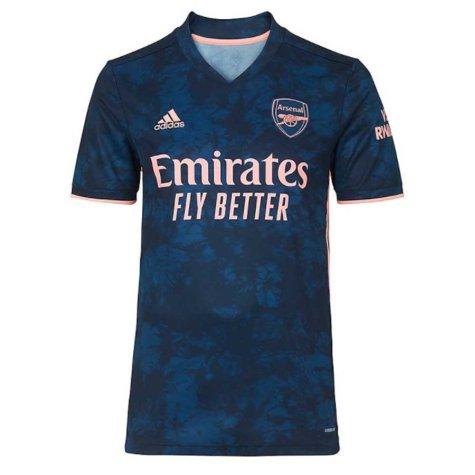 2020-2021 Arsenal Adidas Third Football Shirt