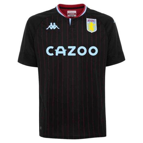 2020-2021 Aston Villa Kappa Away Shirt