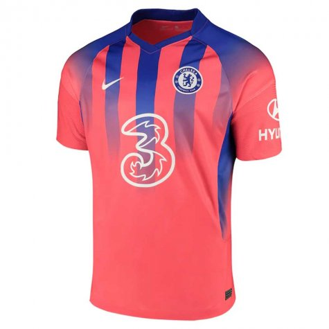 2020-2021 Chelsea Third Nike Football Shirt