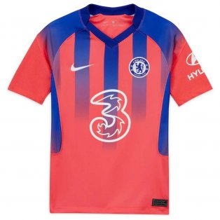 2020-2021 Chelsea Third Nike Football Shirt (Kids)
