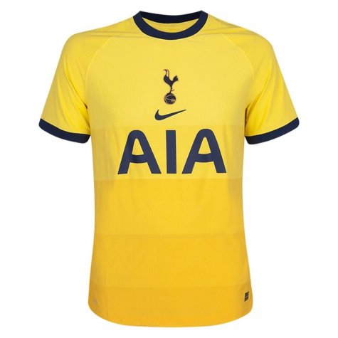 2020-2021 Tottenham Vapor Match Third Nike Shirt