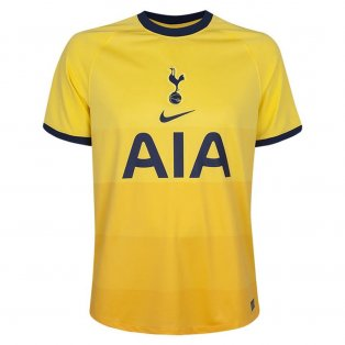2020-2021 Tottenham Third Nike Football Shirt (Kids)