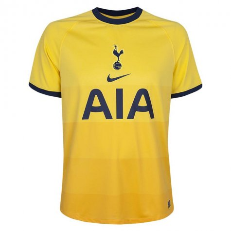 2020-2021 Tottenham Third Nike Football Shirt (Kids)