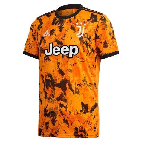 2020-2021 Juventus Adidas Third Football Shirt