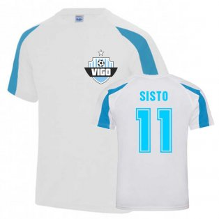 Pione Sisto Vigo Sports Training Jersey (White)