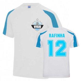 Rafinha Vigo Sports Training Jersey (White)