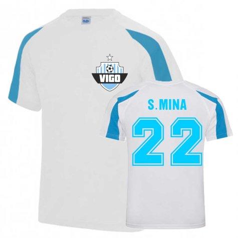 Santi Mina Vigo Sports Training Jersey (White)