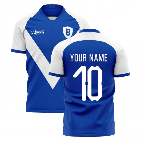2020-2021 Brescia Home Concept Shirt (Your Name)