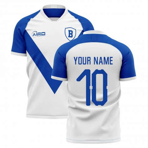 2020-2021 Brescia Away Concept Shirt (Your Name)