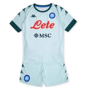 2020-2021 Napoli Away Kit (Kids)