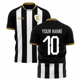 2019-2020 Udinese Home Concept Shirt (Your Name)