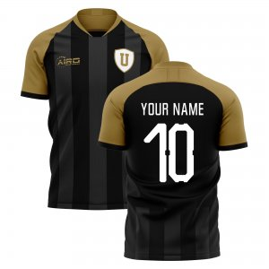 2020-2021 Udinese Away Concept Football Shirt