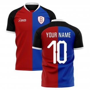 2020-2021 Basel Home Concept Shirt (Your Name)