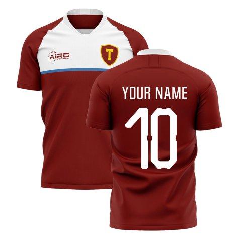 2019-2020 Torino Home Concept Shirt (Your Name)