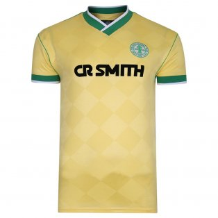 Celtic 1988 Centenary Away Retro Football Shirt