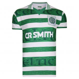 Celtic 1996 Retro Football Shirt