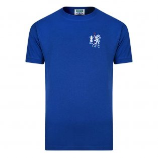 Chelsea 1970 FA Cup Winners Retro Football Shirt