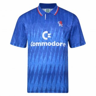 Chelsea 1990 Retro Football Shirt