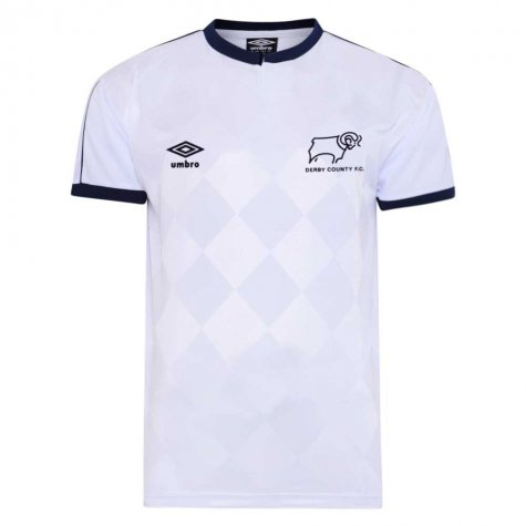 Derby County 1988 Umbro shirt