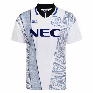 Everton 1995 Away Umbro shirt